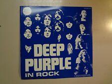 DEEP PURPLE: Alive Tribute To Wally-Japan 2 LPS PCV GF,Live Stockholm 12-11-1970
