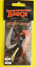 AMI MUSTAD ASSIST HOOK 1 BUSTINA SERIE 5705140 n.4/0 PESCA VERTICAL JIG - GM53