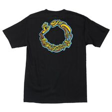 Santa Cruz Oj2 Combo Skateboard T Shirt Black Xl