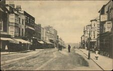 High Street Lymington c1910 Postcard