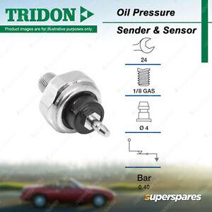 Tridon Oil Pressure Light Switch for Honda CRX Accord Civic AN Concerto Prelude