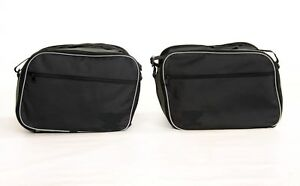 PANNIER LINER BAGS FOR BMW R1200RT K1200GT K1300GT  EXPANDABLE