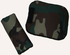 Camouflage Army Toddler Car Seat Pram Highchair Harness Cover Belt Pads NEW