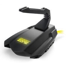 SHARKOON * GAMING BUNDLE Shark zone 51 Laser Mouse + SHARK zona mb10 Bungee HUB