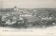 PC38867 Toledo. Las Covachuelas y el Hospital de Afuera. Lacoste. No 62. B. Hopk