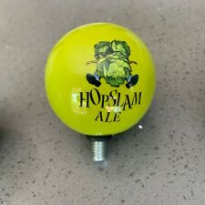 Bell's Brewery HOPSLAM ALE Ball Shaped Beer Tap Handle Topper Excellent RARE