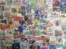 1000 Different Great Britain Stamp Collection