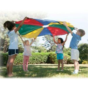 Martin Sports 24' Rainbow Parachute with 20 Handles
