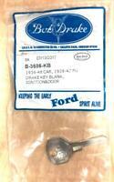 BOB DRAKE KEY BLANK FORD LINCOLN MERCURY IGNITION DOOR 1932-1948 B-3686-KB NEW