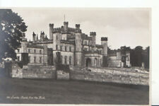 Cumbria Postcard - Lowther Castle from The Park - Real Photograph - Ref  ZZ5804