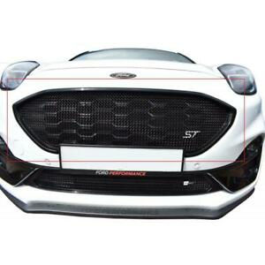 Zunsport Black Upper Grille (2020 to ) compatible with Ford Puma ST -
