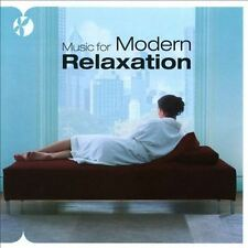 Music for Modern Relaxation Audio CD - Relax in Style Soothing