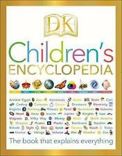 DK Children's Encyclopedia The Book that Explains Everything DK