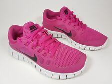 Nike Free 50 Zapatos de entrenamiento Niñas Rosa UK 4 EU 36.5