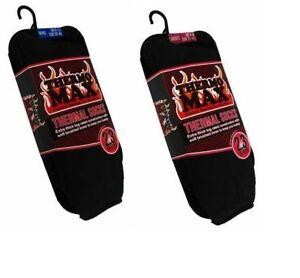 Mens Thermo Max Thermal Socks 2.3 Tog UK Size 6-11