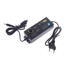 Adjustable Power Adapter With Display Screen Ac100v 240v To Dc38v 37v Eu Plug