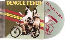 "Dengue fever - ""venus on earth"""