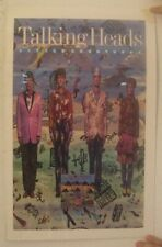 Talking Heads Poster Trade Ad Little Creatures Howard Finster Rev.