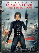 Resident Evil: Retribution [New DVD] UV/HD Digital Copy, Widescreen, Ac-3/Dolb