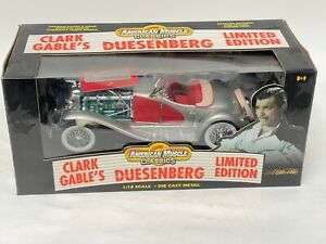 1/18 ERTL American Muscle Classic  Duisenberg of Clark Gable  from 1935 JD370
