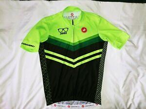 Men's Castelli Cycling Jersey  Size S