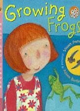 Growing Frogs (Read & Wonder) By Vivian French, Alison Bartlett