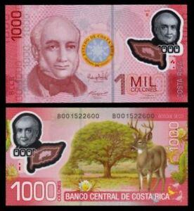 Costa Rica 1000 Colones 2009 (UNC) AO 19271343