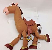 "TOY STORY BULLSEYE Plush 16"" Disney Grand Woody Parlant cheval Spares & réparations"