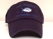 Southern Tide Big Fish Round Titile Hat Cap $30 NWT Navy L