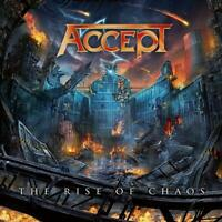 ACCEPT The Rise Of Chaos (2017) 10-track CD album NEW/SEALED