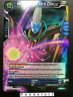 Carte Dragon Ball Super WHIS, JUGE DES DIEUX BT1-043 R DBZ FR NEUF