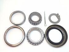 "(1)Trailer Hub Wheel Bearing Kit 3500# EZ Lube Axle 1.719"" Seal L68149 L44649"