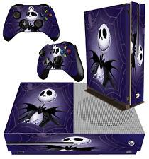 Xbox One S Fin Console Autocollant Etrange Noel Jack Skin & Pad Stickers