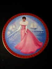 Barbie - Enchanted Evening - High Fashion Barbie Series Collectors Plate