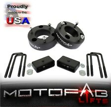 "3"" Front and 1"" Rear Leveling lift kit for 2007-2019 Chevy Silverado Sierra GMC"