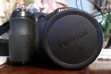 Fujifilm FinePix S Series S1600 12.2MP Digital Camera - Black 18x optical zoom