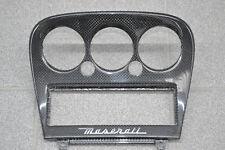 Maserati 4200 Carbon Center Console Cover 68325400