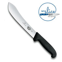 "Victorinox 8"" Bullnose Steak Knife 5.7403.20 - Butcher, Hunter, Swiss Magic"