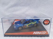 NINCO 50330 Subaru WRC Nueva Zelanda 03 fangoso pista probado