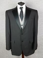 Marks and Spencer Mens Blazer Jacket Size 42R Black