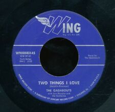 45tk-vocal group- WING 90008-The Gadabouts