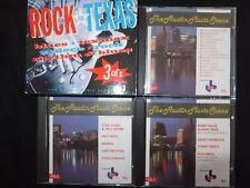 COFFRET 3 CD ROCK FROM TEXAS / THE AUSTIN MUSIC SCENE /