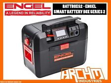ENGEL BATTBOXS2 - SMART BATTERY BOX SERIES 2 - PORTABLE POWER SOURCE CHARGING