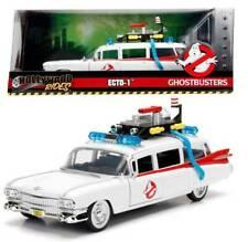 Model Ghostbusters (1984) Ecto-1 Metals Die Cast Replica 1:24 Scale Jada