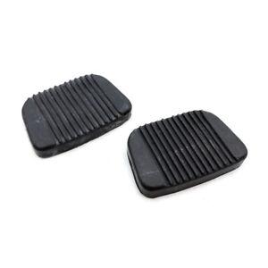 Fit Toyota Corona Liftback RT130 132 133 TT132 XT130 Clutch Brake Pedal Pad Pair