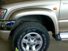 TOYOTA HILUX TIGER MK4/5 97-05 WHEEL ARCHES FENDER FLARES 3""