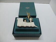 Lenox Ornament / 1993 / Locomotive Train / Comes In Original Box