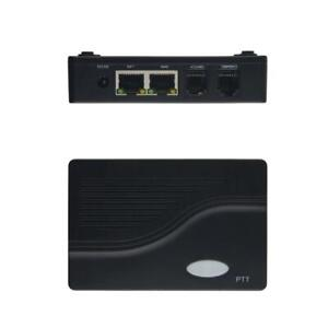 RoIP102 for voice communication between voip,radio and gsm network a PTT port