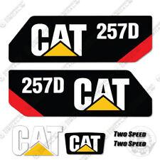 Caterpillar 257D Decal Kit Equipment Decals 257 D