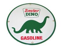 Corvette Decor: Sinclair Gas Porcelain Sign